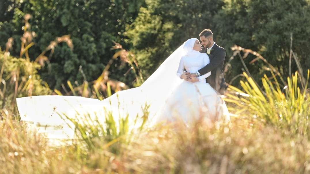 SAME DAY EDIT OF ZIAD & ROLA BY a2z weddings