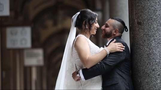 Same Day Edit Of Susannah & Sam By A2Z Weddings